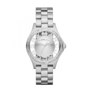 Dámské moderní hodinky Marc Jacobs Silver