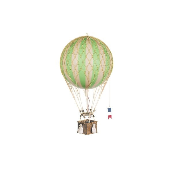 Model balónu Royal Aero, zelený