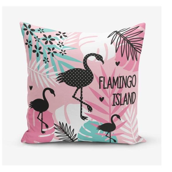 Island pamutkeverék párnahuzat, 45 x 45 cm - Minimalist Cushion Covers