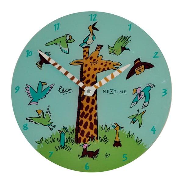 Hodiny Giraffe Joy