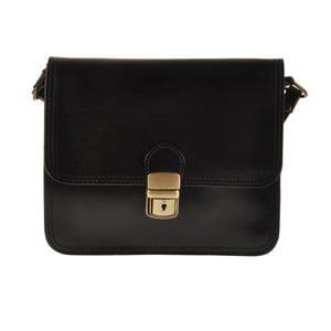 Černá kožená kabelka Ore Diece Linter