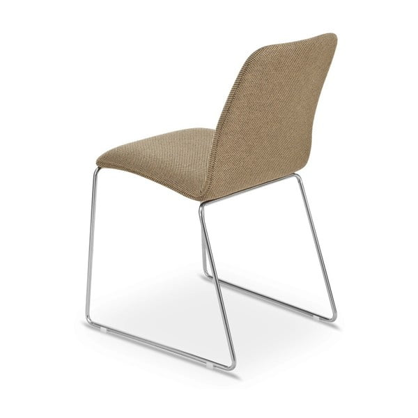 Sada 2 hnědých židlí Garageeight Finnoy