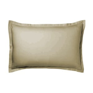 Povlak na polštář Hipster Crema, 70x90 cm