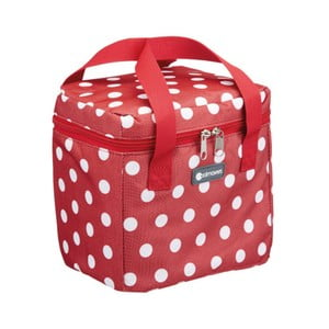 Taška na svačinu Kitchen Craft Home Made Polka, 5 litrů