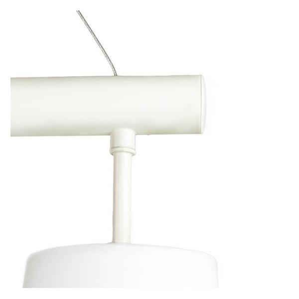 Závěsné světlo Fisura Elements White