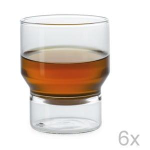 Sada 6 sklenic Pure