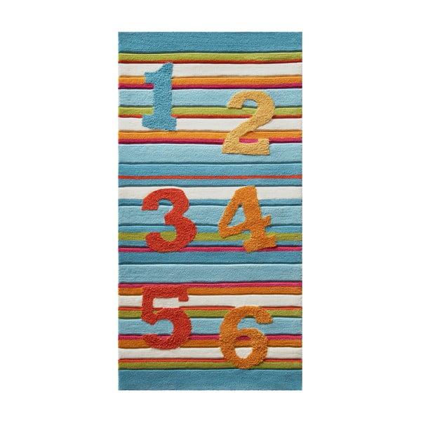 Koberec Esprit Multi Numbers, 140x200 cm