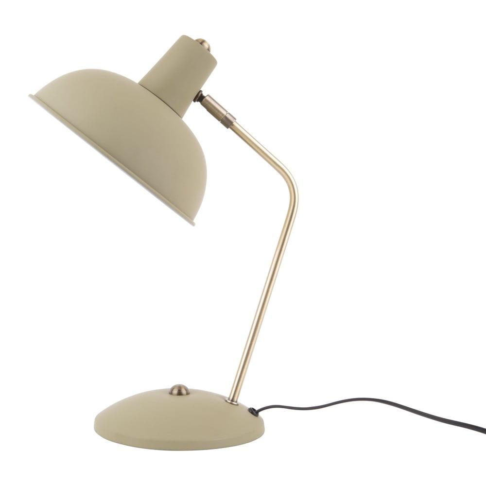 Zelená stolní lampa Leitmotiv Hood