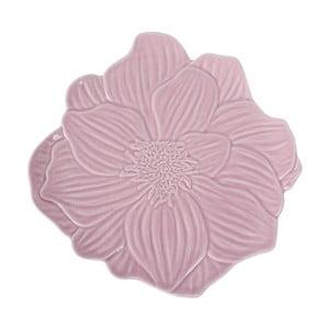 Farfurie desert Côté Table Rosal, roz