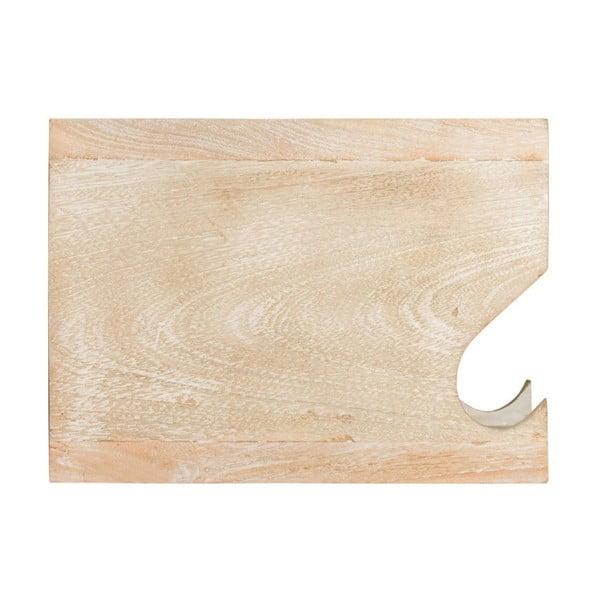 Raft din lemn de mango SOB