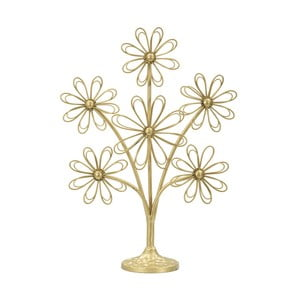 Dekorativní soška ze železa ve zlaté barvě Mauro Ferretti Biglettini