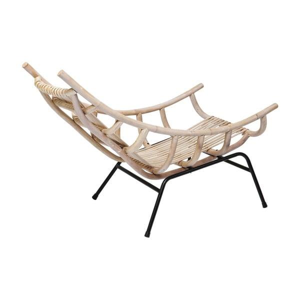 Ratanové křeslo Kare Design Relax