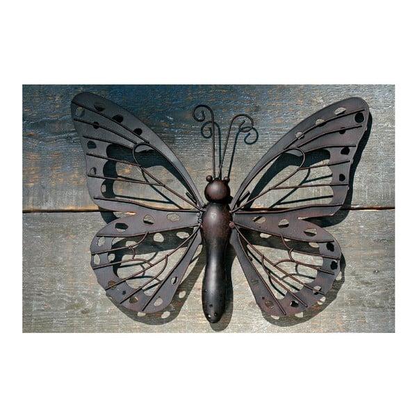 Nástěnná dekorace Butterfly Dark