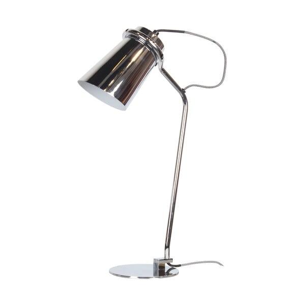 Stolní lampa Arthur Chrome