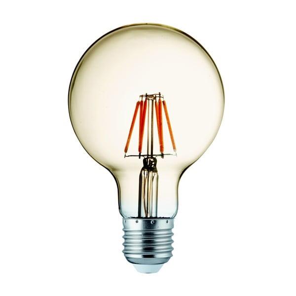 Sada 5 ks LED žárovek Globe E27