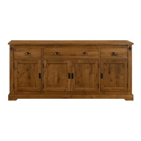 Dřevěná komoda s 3 šuplíky Artemob Edward