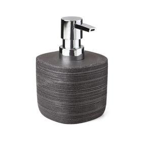 Šedý dávkovač na mýdlo Ta-Tay Bambu