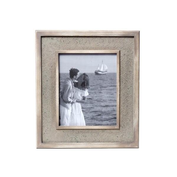 Barna képkeret, 34,5 x 39,5 cm - Ego Dekor