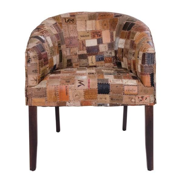 Hakim bőr fotel - House Nordic