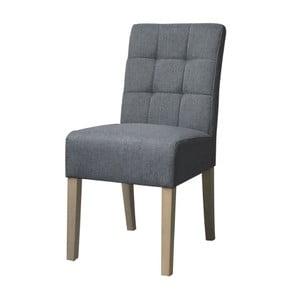 Šedá jídelní židle LABEL51 Sem