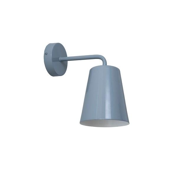 Šedé nástěnné světlo Loft You Pot