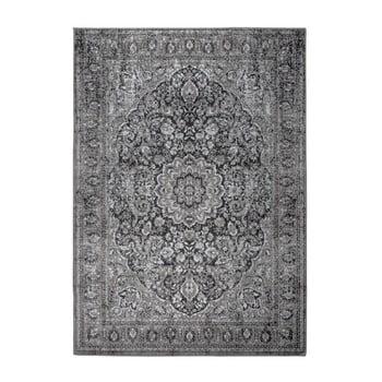 Covor White Label Chi, 160 x 231 cm, negru – gri de la White Label
