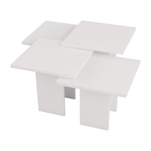 Biały stolik Homitis Grade
