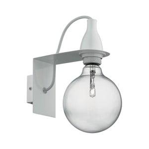 Bílé nástěnné svítidlo Evergreen Lights City