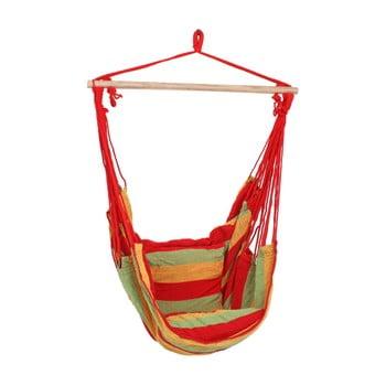 Scaun suspendat pentru grădină ADDU Tobago, roșu imagine