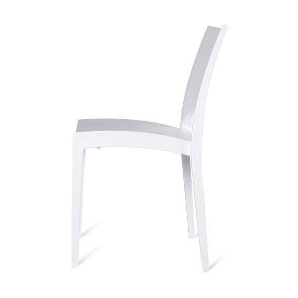 Sada 2 plastových židlí Milano