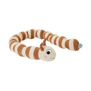 Bavlněná plyšová hračka OYOY Leo Larva