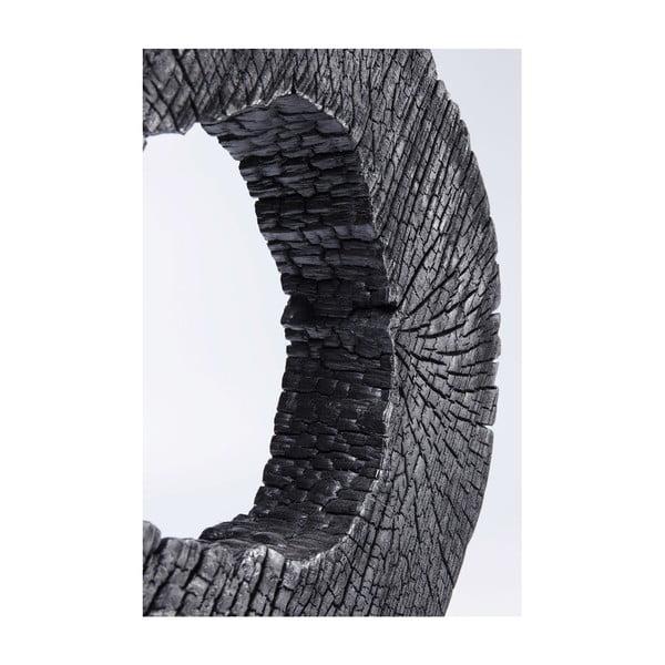 Statuetă decorativă Kare Design Ring Of Fire, înălțime 43cm