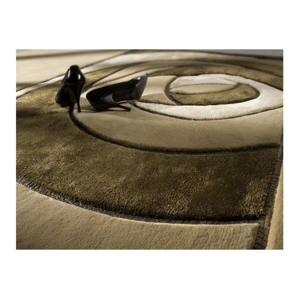 Koberec Gravity Beige, 140x200 cm