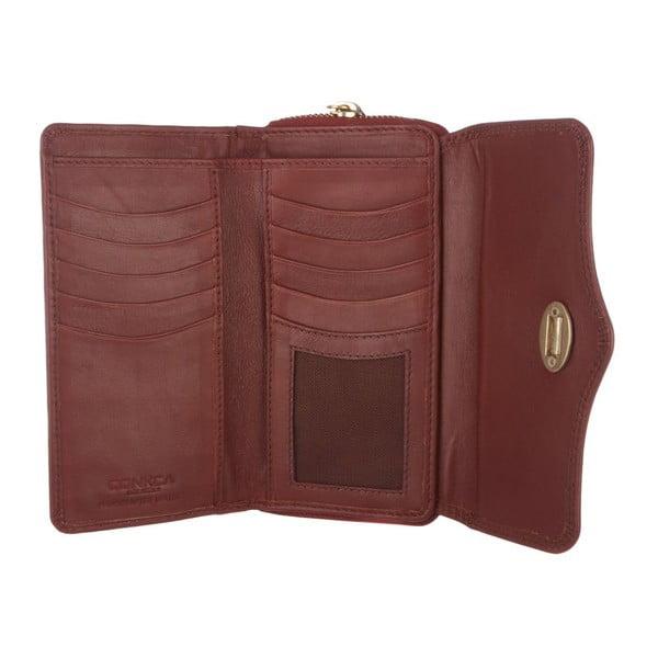 Kožená peněženka Alondra Whiskey