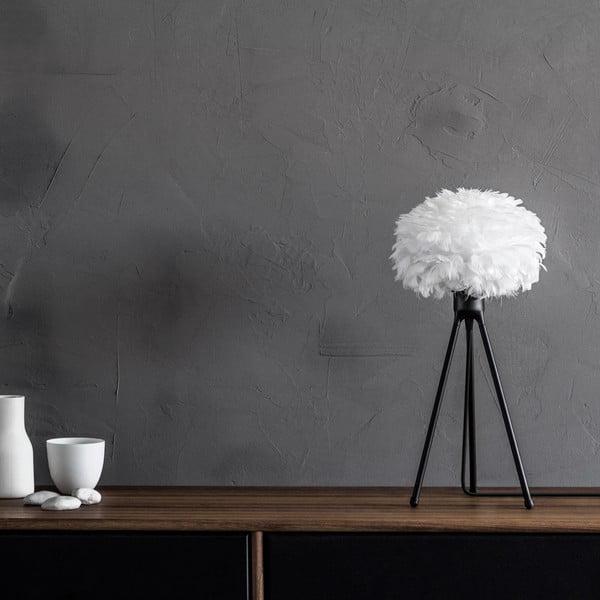 Černý stolní stojan tripod na světla VITA Copenhagen, výška36cm