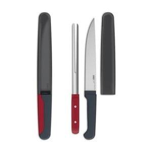 Porcovací nůž s vidličkou Duo Carve