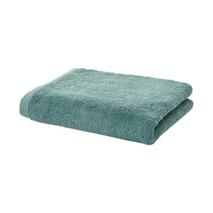 Zelený ručník z egyptské bavlny Aquanova London, 55 x 100 cm