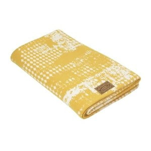 Pătură galben muștar Hawke&Thorn Stamp