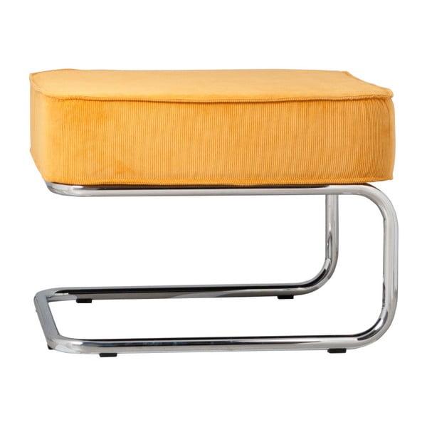 Rib sárga lábtartó - Zuiver