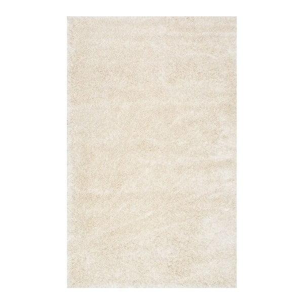 Koberec nuLOOM Fluffy Ivory, 160x230cm