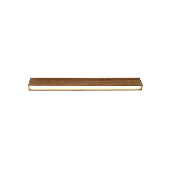 Stropní svítidlo z dubového dřeva Custom Form Line Plus L