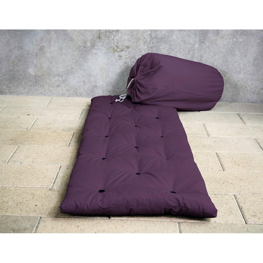 Postel pro návštěvy Karup Bed in a Bag Purple