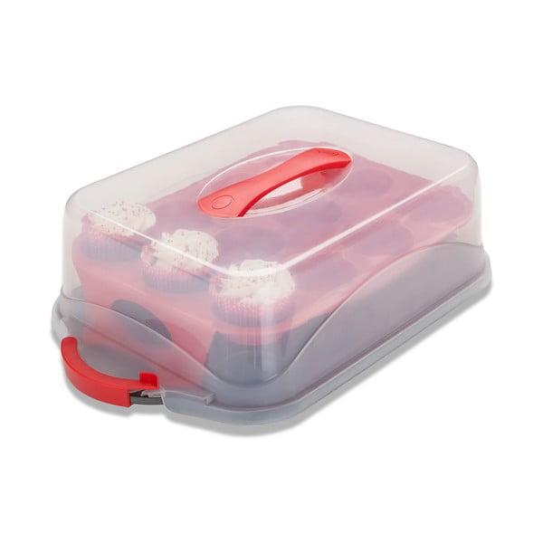 Přenosný box na dortíky Bake Carry