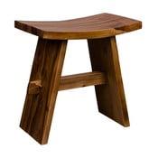 Scaun din lemn de tec House Nordic Marbella