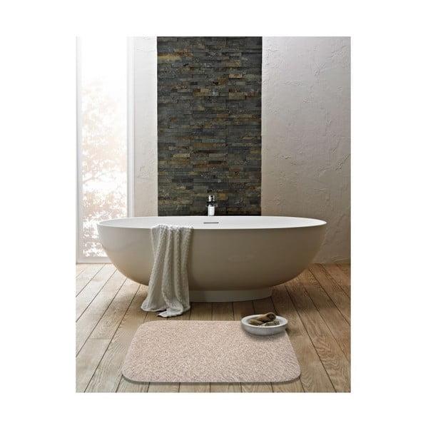 Koupelnová předložka 50x60 cm, krémová