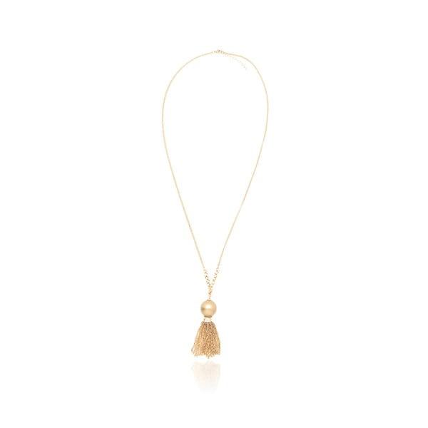 Aurora aranyszínű női nyaklánc - NOMA