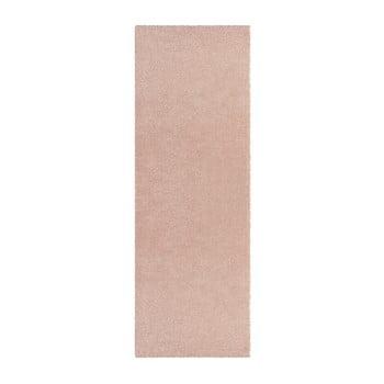 Traversă Elle Decor Passion Orly, 80 x 200 cm, roz de la Elle Decor