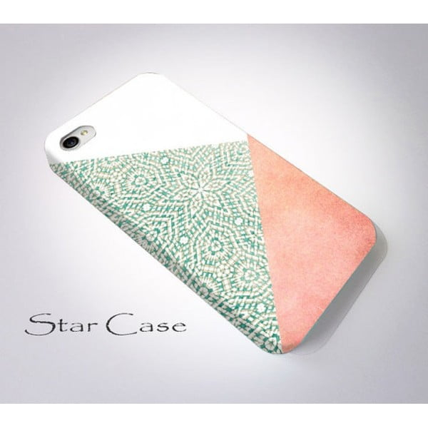 Obal na iPhone 5/5S Coral Trio