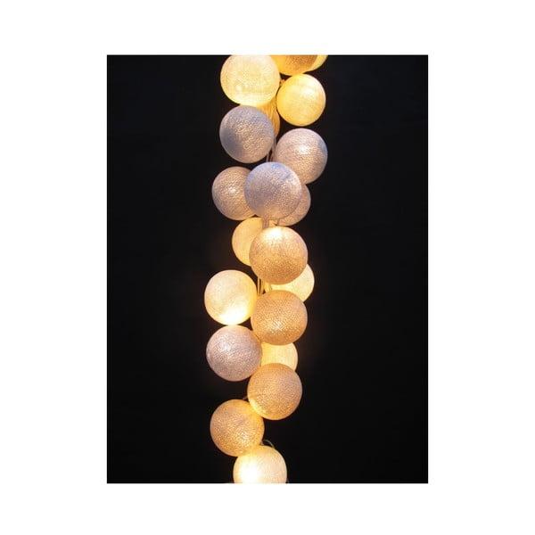 Světelný řetěz Glow, 35 ks světýlek