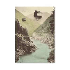 Plakát Antigravity od Florenta Bodart, 30x42 cm